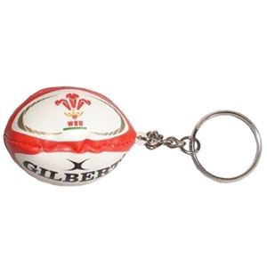 Wales Rugby Keyring