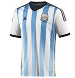 2014-15 Argentina Home World Cup Football Shirt