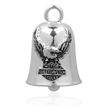 Harley Davidson Bell Lucky Charm