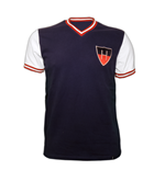 Haarlem 1973 Short Sleeve Retro Shirt 100% cotton