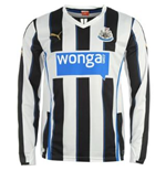 2013-14 Newcastle Home Long Sleeve Shirt