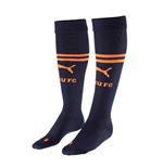 2011-12 Newcastle Away Puma Football Socks