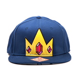Adventure Time Jerry Snap Back Baseball Cap Ice King Crown
