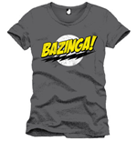 The Big Bang Theory T-shirt Bazinga 109383