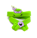 Teenage Mutant Ninja Turtles Rubber Wristband Donatello