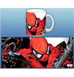 Spider-Man Mug Quesada