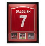 Liverpool F.C. Dalglish Signed Shirt (Framed)
