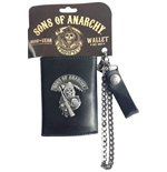 Sons of Anarchy Chain Wallet Logo
