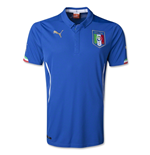 2014-15 Italy Home World Cup Football Shirt