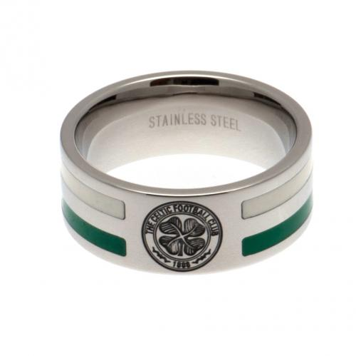 Celtic F.C. Colour Stripe Ring Small