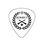 "Fender ""Medium"" Guitar Pick - KOMBA'T"