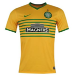 2013-14 Celtic Away Nike Football Shirt