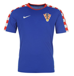 2014-15 Croatia Away World Cup Football Shirt