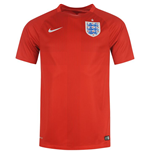 2014-15 England Away World Cup Football Shirt