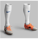 2014-15 England Nike Home Socks (White)