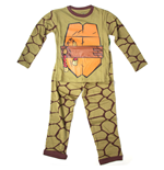 TEENAGE MUTANT NINJA TURTLES (TMNT) Mikey Kids Pyjamas, 140/146CM