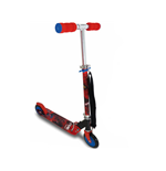 THE AMAZING SPIDER-MAN 2 Wheel Scooter with Shoulder Carry Strap