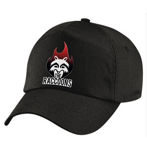 Baseball cap - The Raccoons