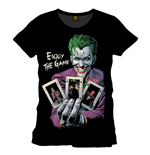 Batman T-Shirt Enjoy The Game black
