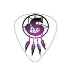 "Fender ""Heavy"" Guitar Pick - SheWolF"