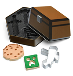Minecraft Cookie Cutter 5-Pack