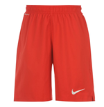 2014-15 Turkey Nike Home Shorts (Red)