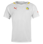 2014-15 Senegal Home Puma Football Shirt