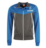 2013-14 Rangers Puma Walkout Jacket (Blue) - Kids