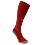 2013-14 Rangers Goalkeeper Football Socks (Red)