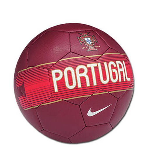 Buy Official 2014-15 Portugal Nike Skills Football (Red) 9c28f351bf04a