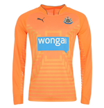 2014-15 Newcastle Away Goalkeeper Shirt (Orange)