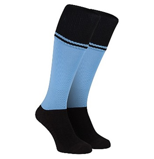 2012-13 Man City Home Umbro Football Socks