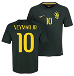 2014-15 Brazil 3rd Shirt (Neymar JR 10) - Kids