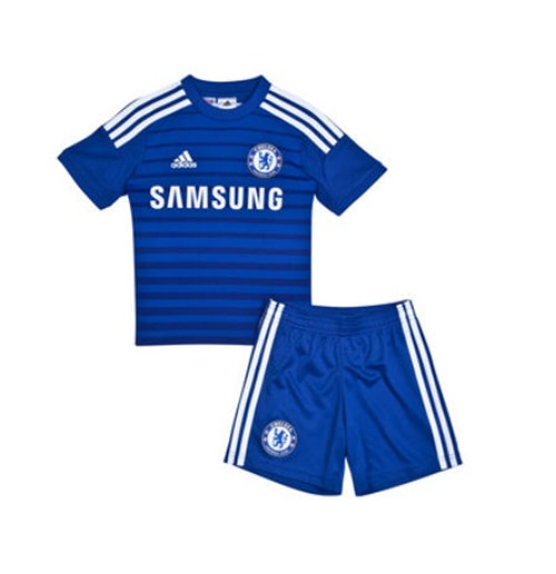 big sale 9b673 fe90f 2014-15 Chelsea Adidas Home Baby Kit