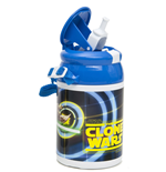 Star Wars Pop-Up Water Bottle Yoda