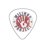 "Fender ""Heavy"" Guitar Pick - Milingo Project"