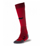 2014-15 Belgium Burrda Home Socks (Red)