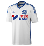 2014-15 Marseille Adidas Home Football Shirt