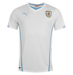 2014-15 Uruguay Away World Cup Football Shirt (Kids)