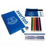 Eveton F.C. Ultimate Stationery Set
