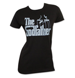 The Godfather Women's Logo Tee Shirt