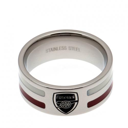 Arsenal F.C. Colour Stripe Ring Small