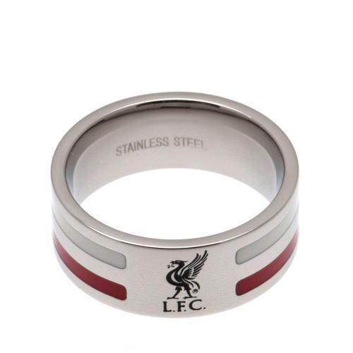 Liverpool F.C. Colour Stripe Ring Medium