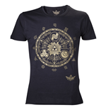 The Legend of Zelda T-Shirt Golden Map