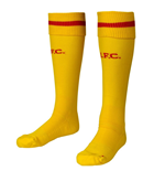 2014-15 Liverpool Away Socks (Yellow) - Kids