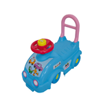 BARBAPAPA Kids Ride on Car with Push Bar
