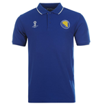 Bosnia 2014 FIFA Polo Shirt (Blue)