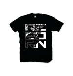 METAL GEAR SOLID Rising Reborn Medium T-Shirt, Black