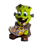 Halloween Candy Bowl Holder Frankenstein 50 cm