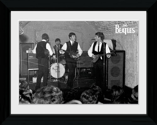 The Beatles The Cavern 2 Collector Print